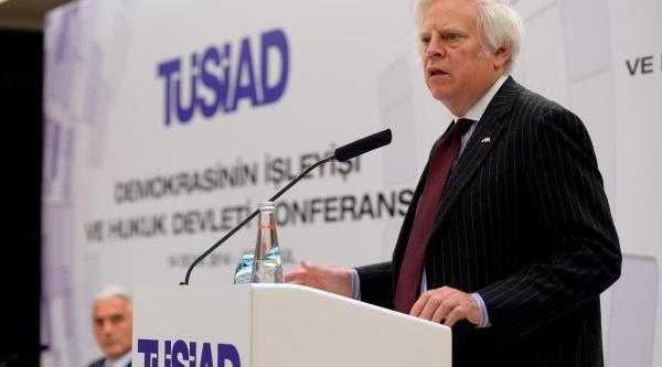 Ek Fotoğraflar - Tüsiad Başkani Yilmaz,