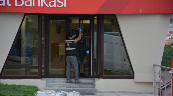 Ek Fotoğraflar // Zekeriyaköy'de Banka Soygunu
