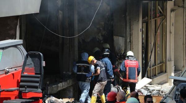 Ek Fotoğraflar /// Zeytinburnu'nda Patlama
