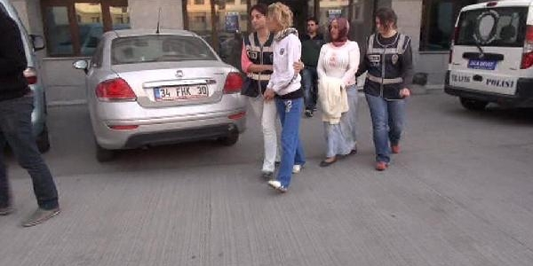 Ek /// Istanbul'da Uyuşturucu Operasyonu