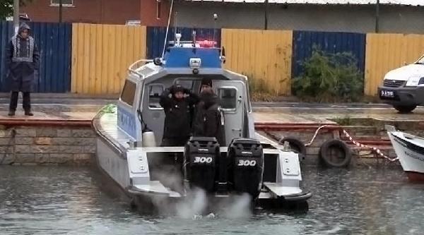 Ek - Tekneden  Ayağı Kayıp Dereye Düşen Adam Kayboldu