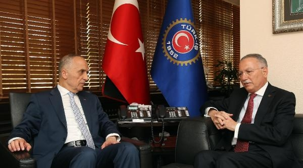 Ekmeleddin İhsanoğlu, Anıtkabir'i Ziyaret Etti (2)