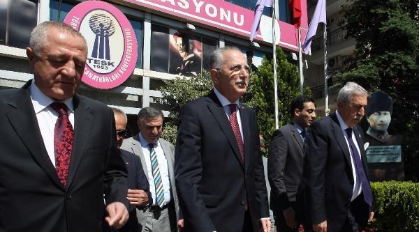 Ekmeleddin İhsanoğlu, Anıtkabir'i Ziyaret Etti (4)