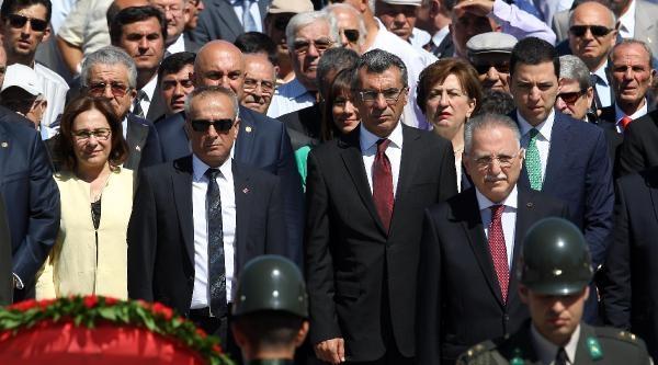 Ekmeleddin İhsanoglu, Anıtkabir'i Ziyaret Etti- Ek Fotoğraflar (2)