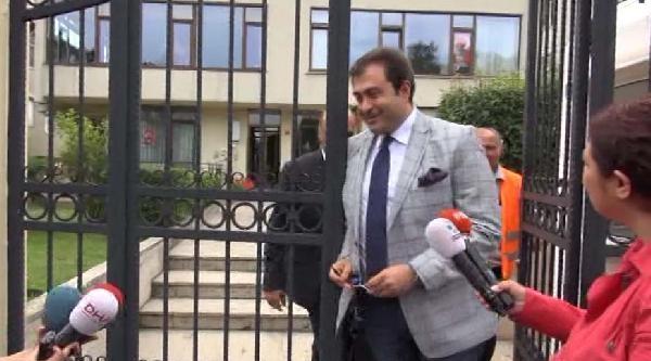 Ekmeleddin İhsanoğlu, Avukat Murat Aksu İle Görüştü