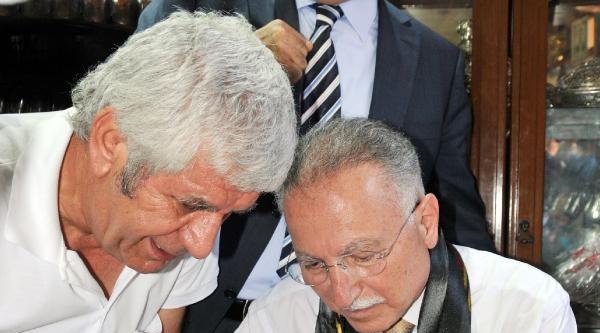 Ekmeleddin İhsanoğlu Gaziantep'te (3)