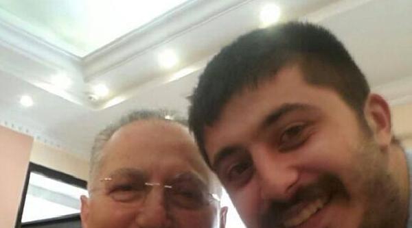 Ekmeleddin İhsanoğlu İle Selfia