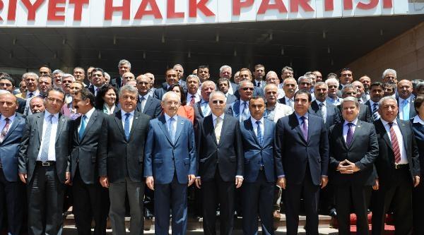 Ekmeleddin İhsanoğlu, Kılıçdaroğlu'nu Ziyaret Etti (2)