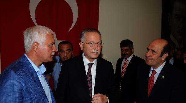 Ekmeleddin İhsanoğlu'na Trabzon'da Coşkulu Karşılama (3)