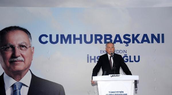 Ekmeleddin İhsanoğlu'na Trabzon'da Coşkulu Karşılama (4)