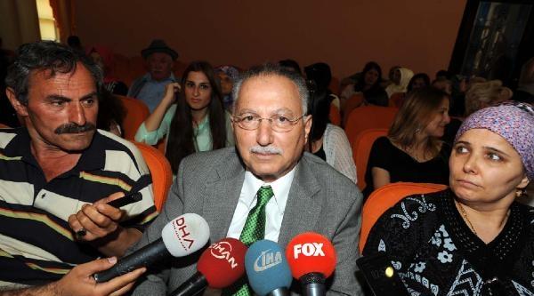 Ekmeleddin İhsanoğlu'ndan Başbakan'a