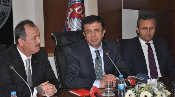 Ekonomi Bakani Nihat Zeybekci: 17 Aralik Türkiye'Nin Kulağina Vizilti Gelir (2)