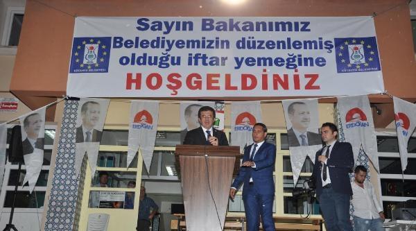 Ekonomi Bakanı Zeybekçi: Türkiye, Birilerinin Önüne Varıp El Pençe Divan Duran Bir Ülke Değil