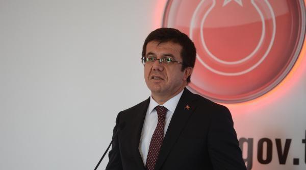 Ekonomi Bakanı Zeybekçi: Türkiye Yeniden Madencilik Sektörünü Dizayn Edecektir