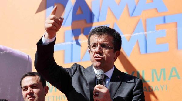 Ekonomi Bakanı Zeybekci'den 'vatana İhanet' Suçlaması