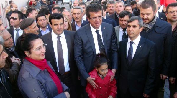 Ekonomi Bakanı Zeybekci'den 'vatana İhanet' Suçlaması (2)
