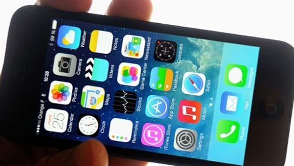 Ekranı çizilmeyen telefon!