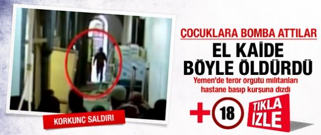 El Kaide'den Yemen'de korkunç saldırı! (+18)