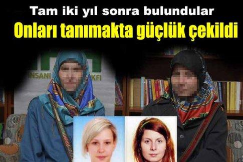 El-Kaide'nin kaçırdığı Çek kadınlar, İHH tarafından kurtarıldı