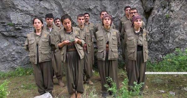 Elazığ'da 12 Üniversite Öğrencisi Pkk'ya Katıldı İddiasi