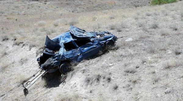 Elazığ'da 2 Kaza: 2 Ölü, 4 Yaralı
