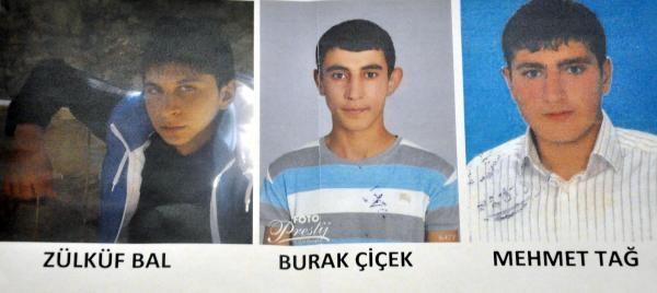 Elaziğ'da 3 Genç, 19 Gündür Kayip