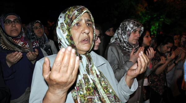 Elazığ'da İsrail Protestosu
