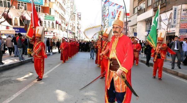 Elazığ'da Resmi Nevruz Kutlaması