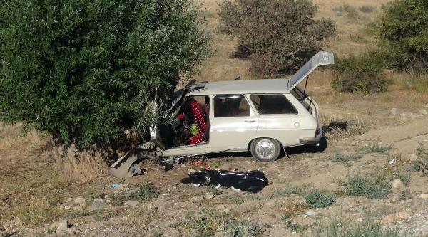 Elazığ'da Yerel Sanatçı Kazada Öldü
