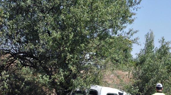Elazığ'daki Kazada Aynı Aileden 3 Kişi Öldü