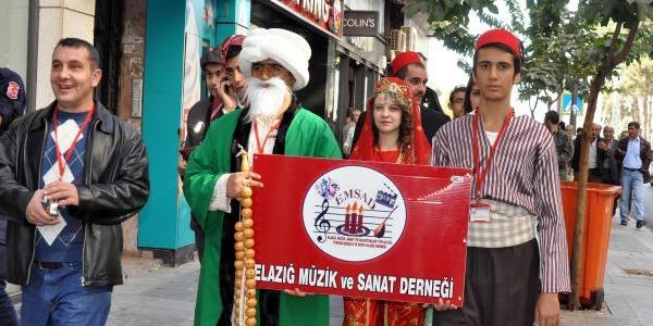 Elaziğ'daki Tiyatro Festivali, Nejat Uygur Onuruna