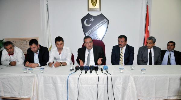 Elazığspor Başkanı: Bizi Sahipsiz Bırakanlar Da Günahkar