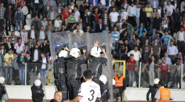 Elazığspor - Beşiktaş Ek  Fotoğraflar