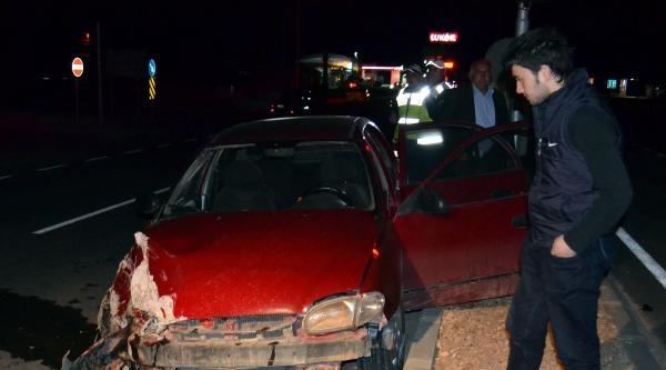 Elbistan'da Kaza: 6 Yaralı