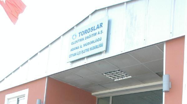 Elektriği Kesilen Belediyenin 'mühür' Misillemesi