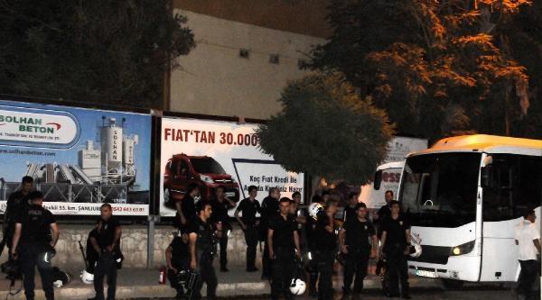 Elektrik Kesintilerini Protesto Eden Grubu Polis Müdahale Etti