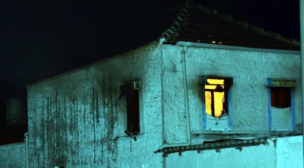 Elektrik Sobası Evi Kül Etti