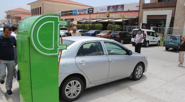 Elektrikli Araçlar İçin Bolu'da Şarj İstasyonu Kuruldu
