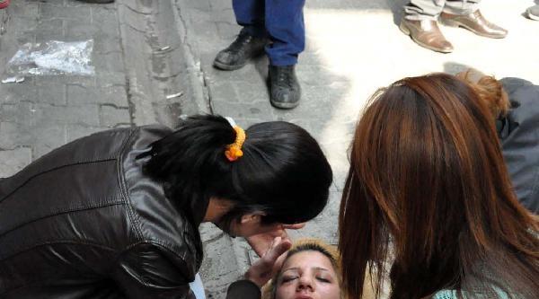 'elektronik Kelepçeli' Sevgililere Karşılıklı Dava Açıldı