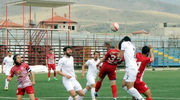 Elibol Sandıklıspor - 68 Yeni Aksarayspor: 2- 3