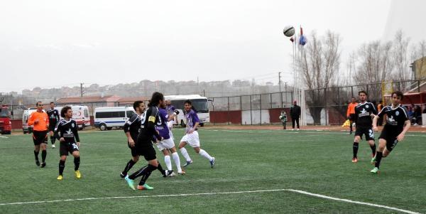 Elibol Sandıklıspor - Çorum Belediyespor: 4-0