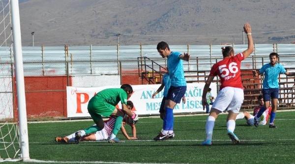 Elibol Sandiklispor - Elaziğ Belediyespor: 1-0
