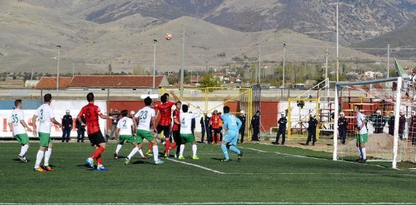 Elibol Sandiklispor - Sakaryaspor: 0-2