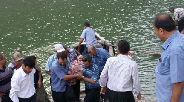 Elini Yıkarken Baraj Gölünde Boğuldu