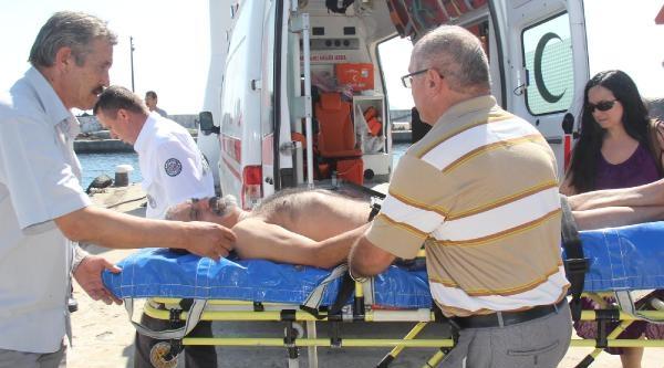 Emekli Albay Tartıştığı Oğlunu Bacağından Vurdu
