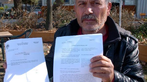 Emekli Belediye Işçisi, Tazminati Için Icra Takibi Başlatti