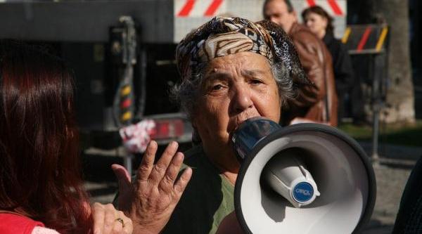Emeklinin Megafonlu Feryadi