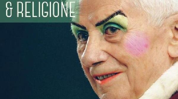 Emerit Papa'Ya Makyajli Afiş