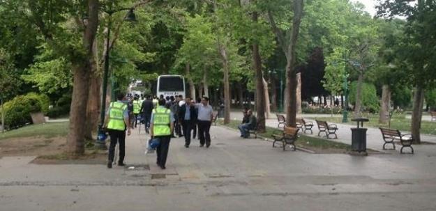 Emniyet'ten Esnafa Gezi Uyarısı...