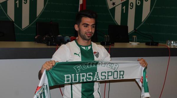 Emre Taşdemir'den Bursaspor'a 4 Yıllık İmza